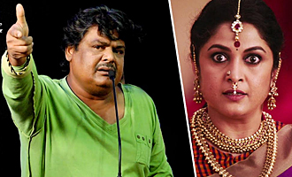 Thappu Panniten Sivagami : Mansoor Ali Khan Turned Emotional at Sathyaraj's Dialogue