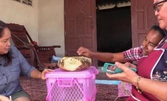 வாக்கிங் சென்ற பெண்ணுக்கு 2 கோடி ஜாக்பாட்… அதுவும் ஒரு வாந்தியால் வந்த அதிர்ஷ்டம்?