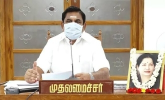 6 case cylinders for the women Chief Minister Edappadi Palanisamy Action