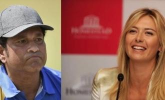 Upset with Sachin Tendulkar netizens regret criticism of Maria Sharapova for not knowing him