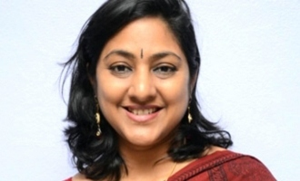 Actress Rohini joins Market Raja MBBS!