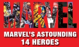 Marvel's astounding Universe