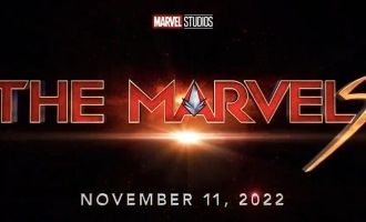 Marvel reveals name of Captain Marvel, Black Panther sequel
