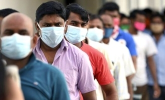 More than 500 in Madurai fined for not wearing masks!