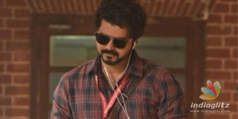 Uniqueness of Thalapathy Vijay in Master revealed