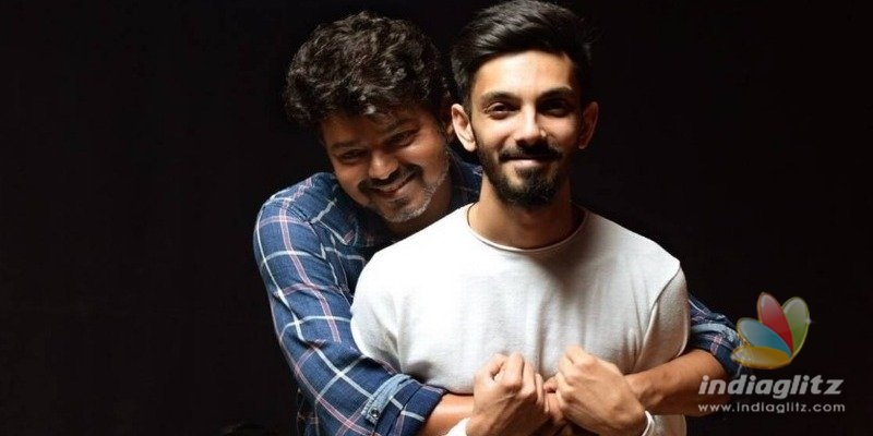 Anirudh releases a mass Master video that sends fans into a frenzy