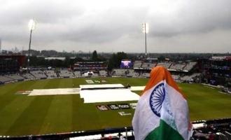 TN weatherman says Today rain wont affect semi final