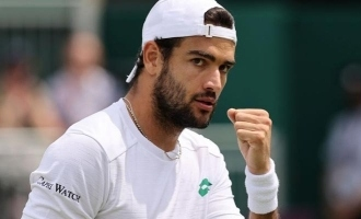Wimbledon 2021 runner-up Matteo Berrettini withdraws from Tokyo Olympics
