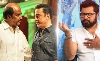 ரஜினி-கமல் எனது நண்பர்கள் இல்லை! பிரபல நடிகர் பேட்டி
