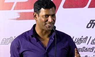 Vishal reveals near death experience while doing stunts