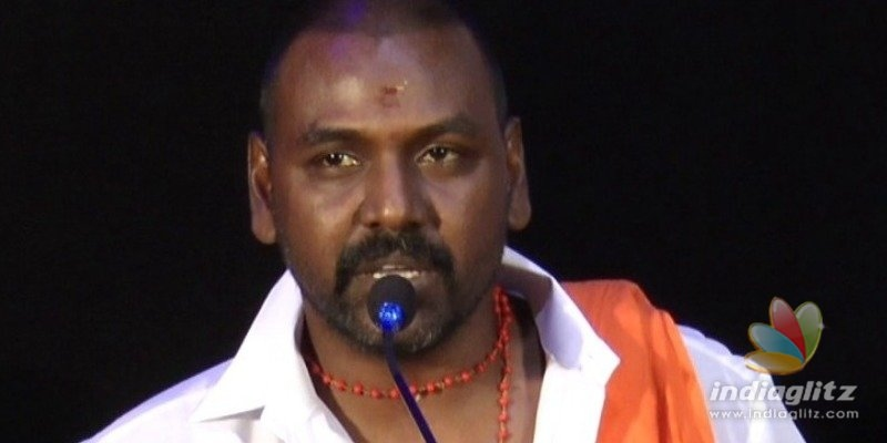 Raghava Lawrence starts Anbuthaan Thamizh to counter Seemans Naam Tamizhar