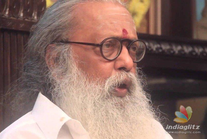 Noted Tamil writer Balakumaran passes away