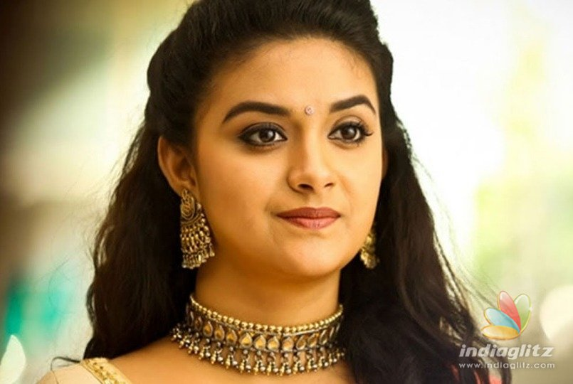 Keerthi Suresh about starring in Jayalalitha biopic