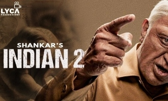 Exciting update on Kamal Haasan's Indian 2!