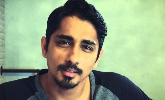 Siddharth voices for Disney's Lion King!