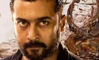 A hot official update about Suriya's new movie is here as Tamil New Year special