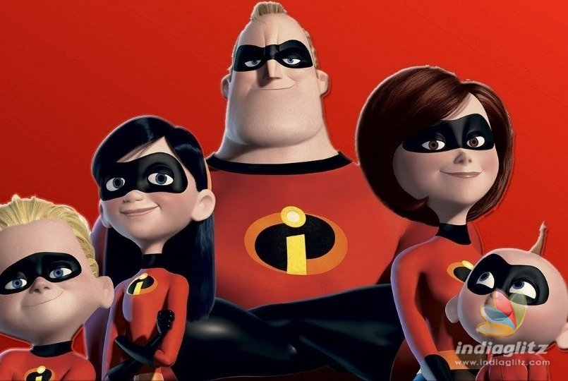 The Superheroes Family is back - Incredibles 2 trailer is here