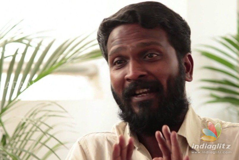 Vetrimaaran apologizes for Vada Chennai first night scene