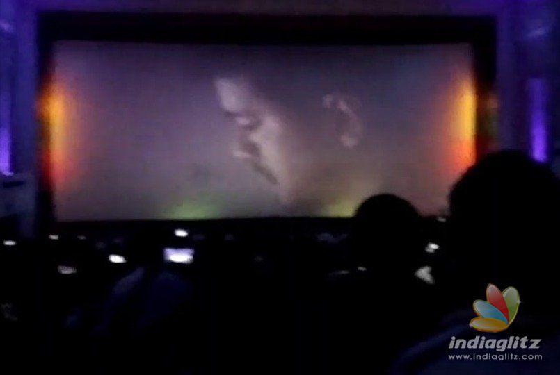Sudden raid in Sarkar theaters