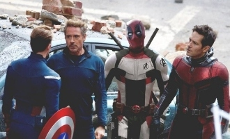 Hilarious! 'Deadpool' storms into 'Avengers : Engame' trailer