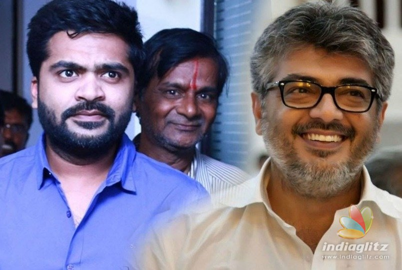 Simbu opens up about controversy on Thala Ajith