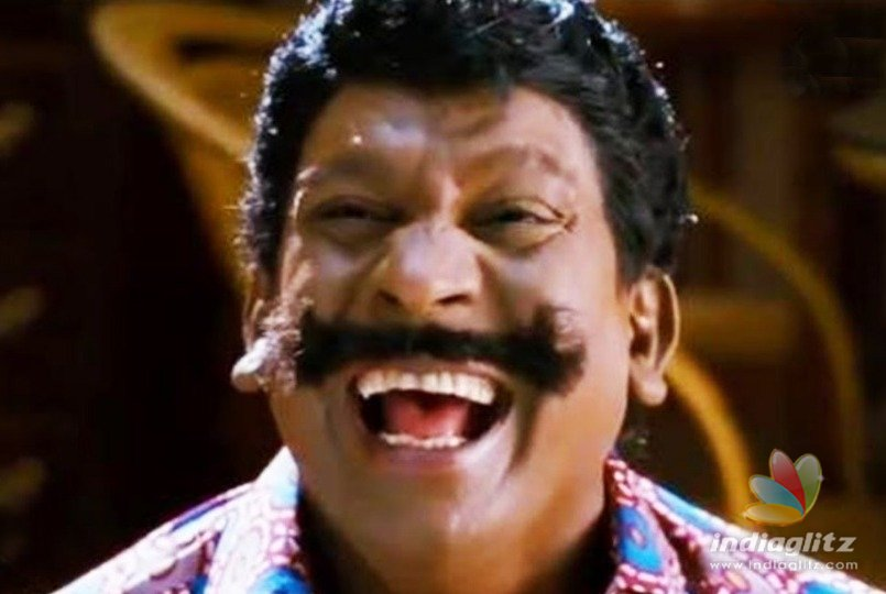 Vadivelu becomes a grandfather with a double delight