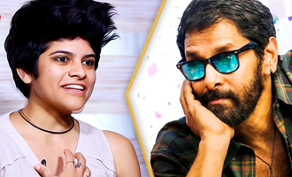 Chiyaan Vikram, a funny Prankster : Interview with Actress Maya