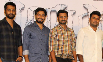 'Maya' Movie Success Meet