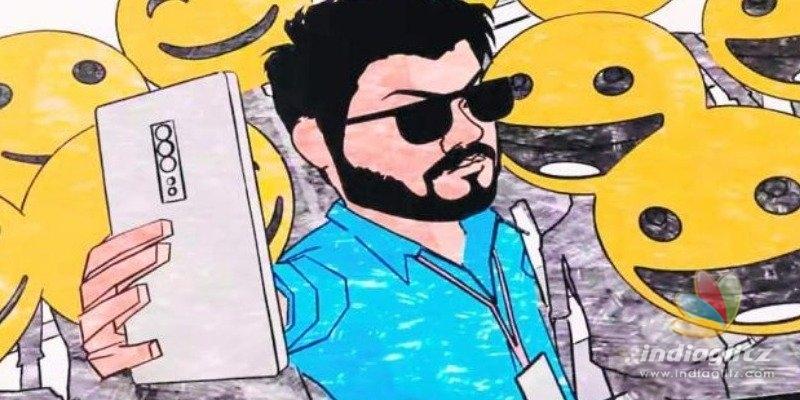 Thalapathy Vijays Kutti Story becomes Master of 25 million