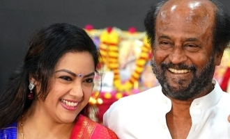 Meena reveals secret about Rajinikanth after 36 years