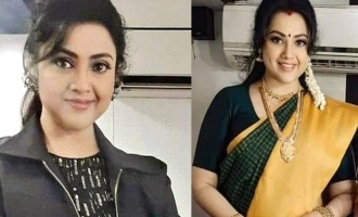 Meena latest still of Thalaivar 168 movie