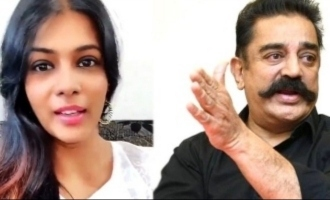 I want my glamour video back if not...Meera Mitun threatens Kamal and 'Bigg Boss 4'