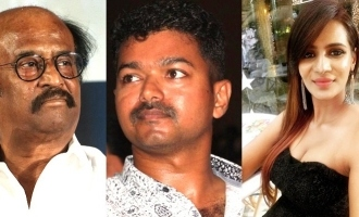 Rajnikanth Vijay facing legal action from meera Mitun