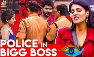 Meera Mithun hiding in Bigg Boss 3 to escape police