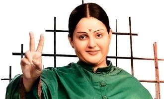 Bigg boss star attack Kangana Ranaut publicity Jayalalithaa role