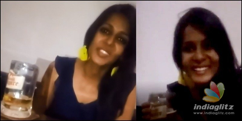I am a Tamil cultured girl - Meera Mituns latest Beer video viral!