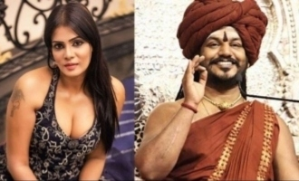 Meera Mitun sends lots of love to Nithyananda and plans to visit Kailasa