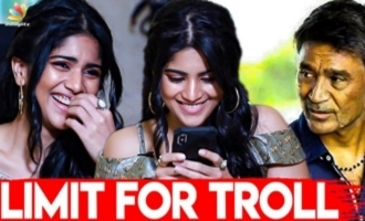 They trolled me using FaceApp when I had no movies - Megha Akash interview
