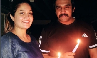 Pregnant Meghana Raj and husband's dream shattered due to his untimely death