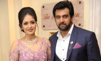 Actress  Meghana Raj's husband Chiranjeevi Sarja passes away suddenly at 39