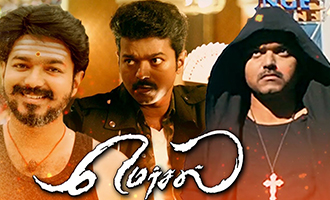 Father, Magician, 3rd Vijay : Roles REVEALED! | Mersal Editor ​Ruben Interview,