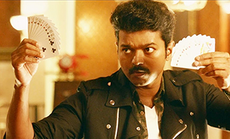 Mersal Making : Magician Vijay Training & Shooting