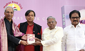 MGR Book Launch