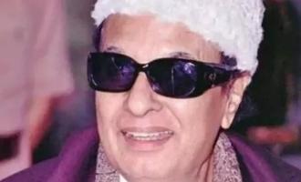 Thalaivi movie romantic photo of Arvind Swamy Kangana Ranaut MGR birth anniversary
