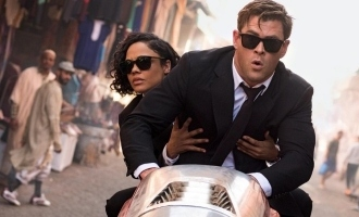 Rip Roaring! Men In Black: International trailer is here