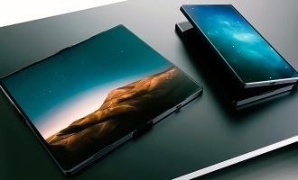 Latest! Microsoft's Foldable 9-Inch Surface Device With Android