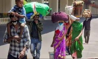 புலம்பெயர் தொழிலாளர்களுக்கு இலவசமாக காண்டம் கொடுத்த அரசு: ஏன் தெரியுமா?