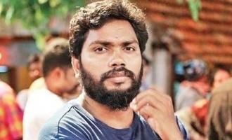 Pa Ranjith release first look of Aiswarya Dutta in Milir