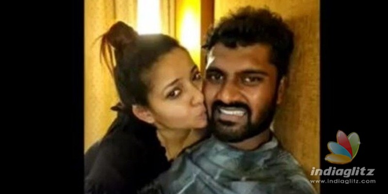 Tamil actresss alleged lover releases intimate photos after fight