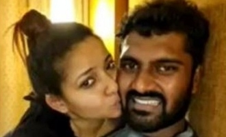 Tamil actress's alleged illegal lover releases intimate photos after fight